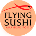 Flying Sushi background