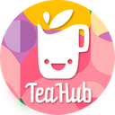 Tea Hub - Higienópolis background