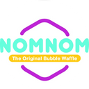 Nom Nom Waffles background