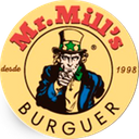 Mr. Mills Burguer Paraíso background