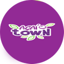 Açaí Town background