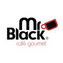 Mr Black Café background