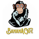 Banana Café background