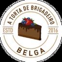 A Torta de Brigadeiro Belga background