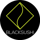 Black Sushi To Go background