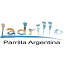 Ladrillo Parrilla Argentina background