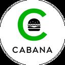 Cabana Burger background