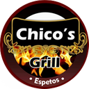 Espetinho Chico's grill background