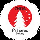 China Pinheiros background