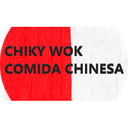 Chiky Wok Comida Chinesa background