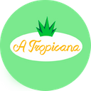 A Tropicana background