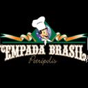 Empada Brasil background