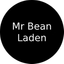 Mr Bean Laden background