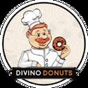 Divino Donuts Almoços background