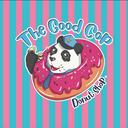 The Good Cop Donut Shop background