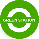 Green Station background