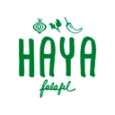 Haya Falafel background