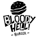 Bloody Hell Burger background