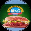 Mr. G Hamburgueria e Pizzaria background
