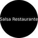 Salsa restaurante background