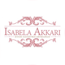 Isabela Akkari Doces Saudáveis Artesanais background