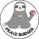 Peace Burger background