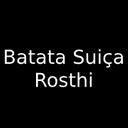 Batata Suiça Rosthi  background