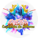 Explosão de Sabores background