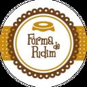 Forma de Pudim background