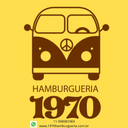 Hamburgueria 1970 background