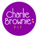 Charlie Brownie FIt - Doces Funcionais background