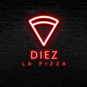 Diez La Pizza background