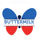 Buttermilk background