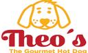 Theo's Hot Dog background