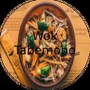 Wok Tabemono background