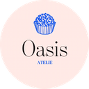 Oasis Confeitaria background
