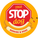 Stop Dog background