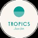 Tropics Juice Bar background