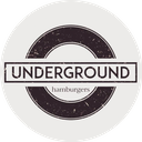 Underground Hamburgers background