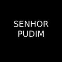 Senhor Pudim background