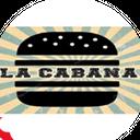 La Cabana Burger background