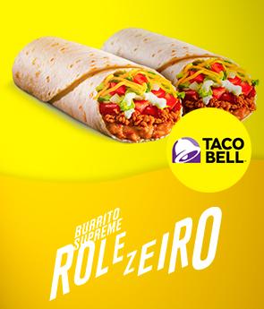 Burrito  Supreme Taco Bell