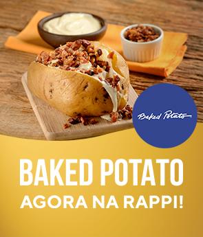 Baked Potato - Lançamento