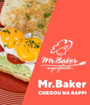 Lançamento Mr Baker