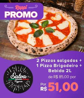 Salva Pizza - 50%