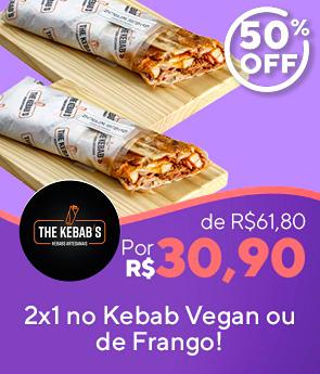 The Kebab - 50% - 2x1