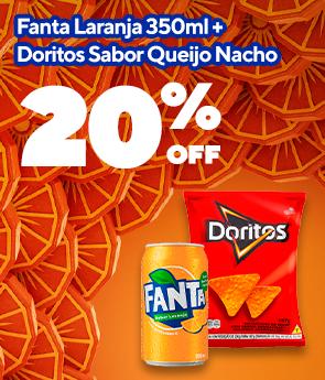 [BRANDS] Fanta e Doritos 20%OFF Carrefour Product ID:2093976223