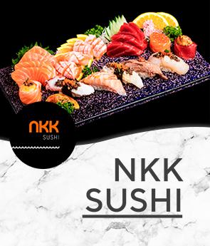 NKK Sushi parceria