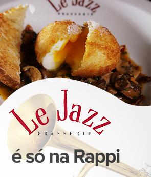 Le Jazz - Lançamento
