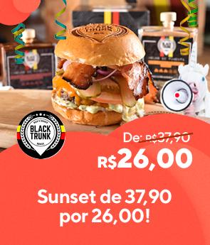 Black Trunk - Burger Week